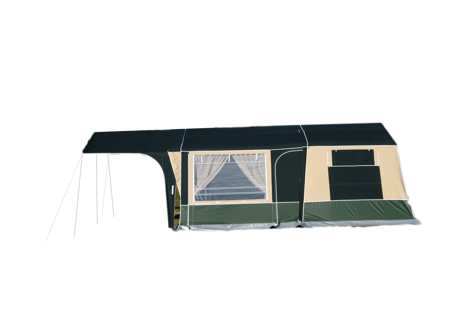 Compact Camping Trailer