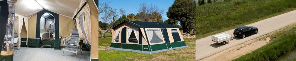 Remorques Camping