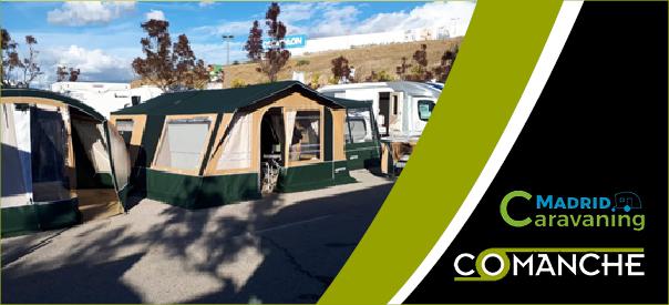 feria madrid caravaning 2019 Comanche