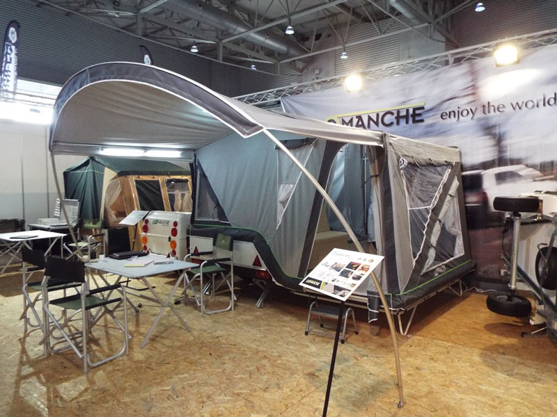 toldos para camping comanche montana