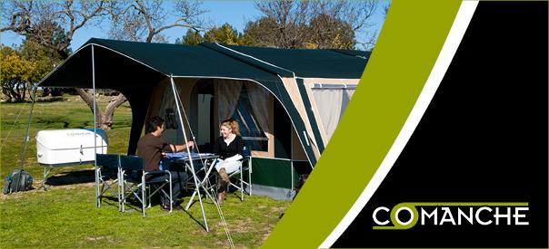 toldos para camping comanche