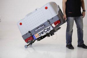 trucos para cargar el coche towbox portaequipaje