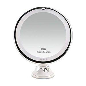 espejo plano concavo