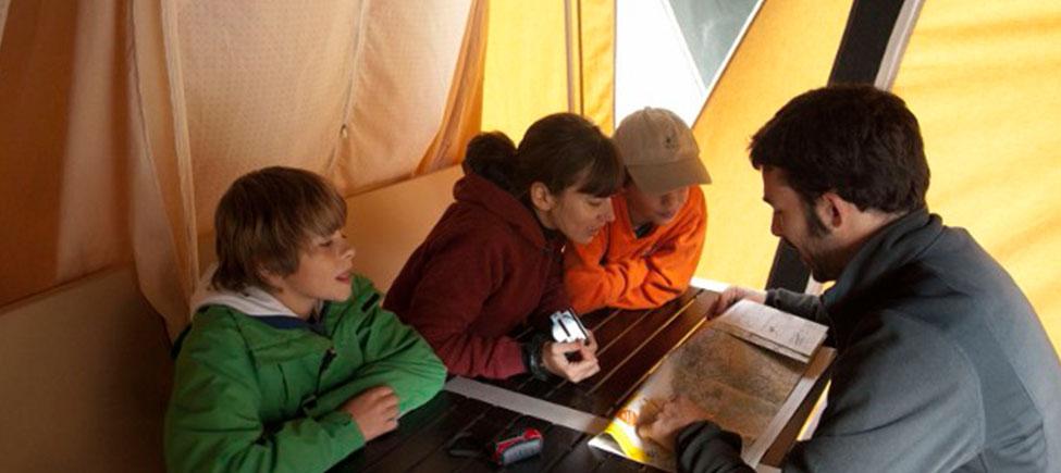 remolque camping montana explorer 4 personas