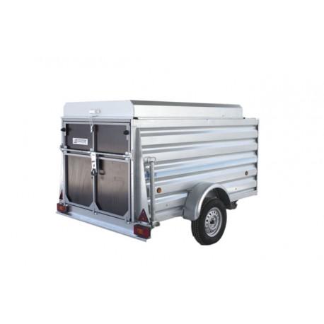 Remolque Cargo 180 con freno