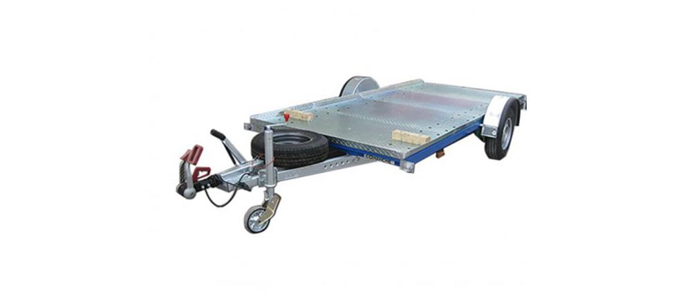 Remolque de carga Portacoches TRANS-CAR COM