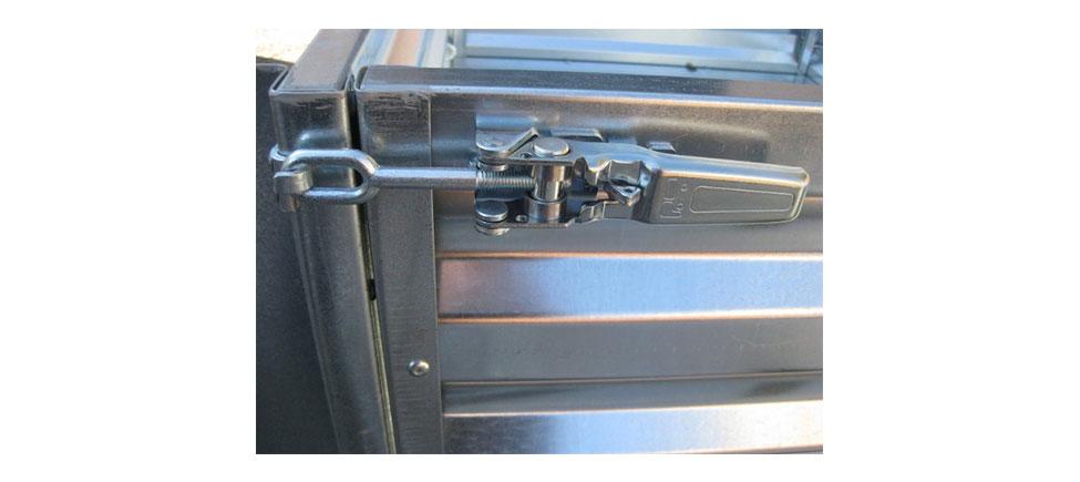 Remolque de carga Industrial 150 detalle