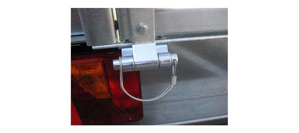 Remolque de carga Industrial 150