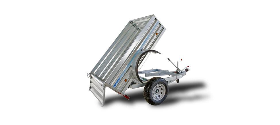Remolque de carga Industrial 2100/F TT KHM