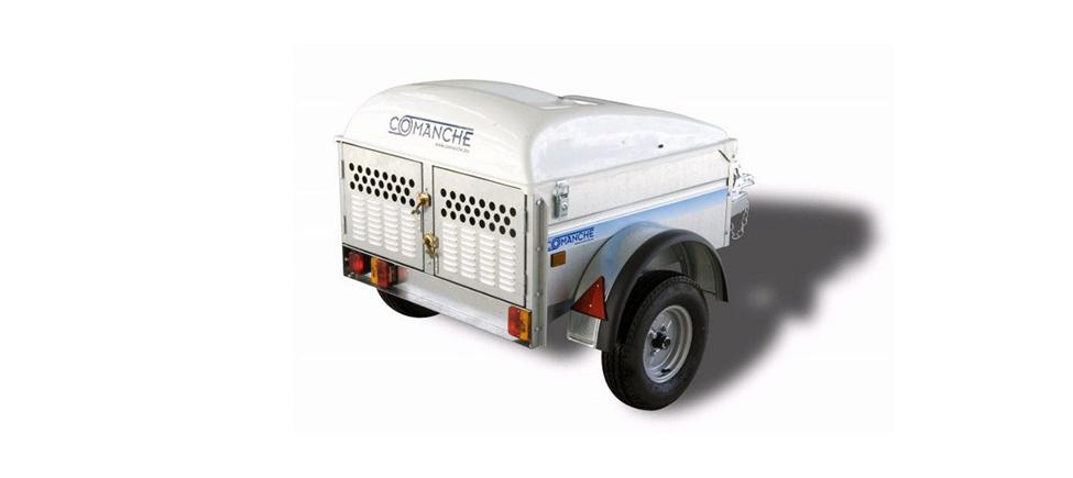 Remolque de carga Perros STAR 110 DOG