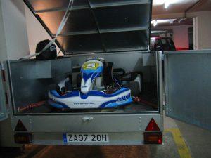 Remolque Especial Kart