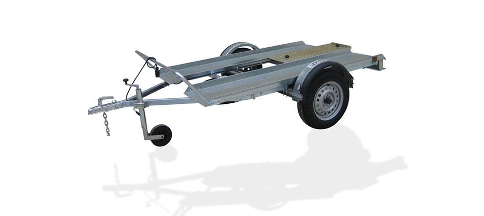 Remolque para moto Quads Sprint Xl