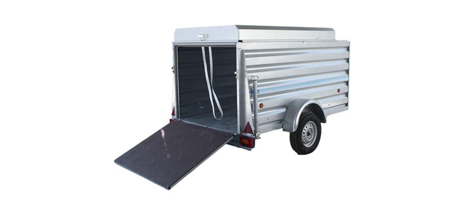 Remolques Cargo Comanche