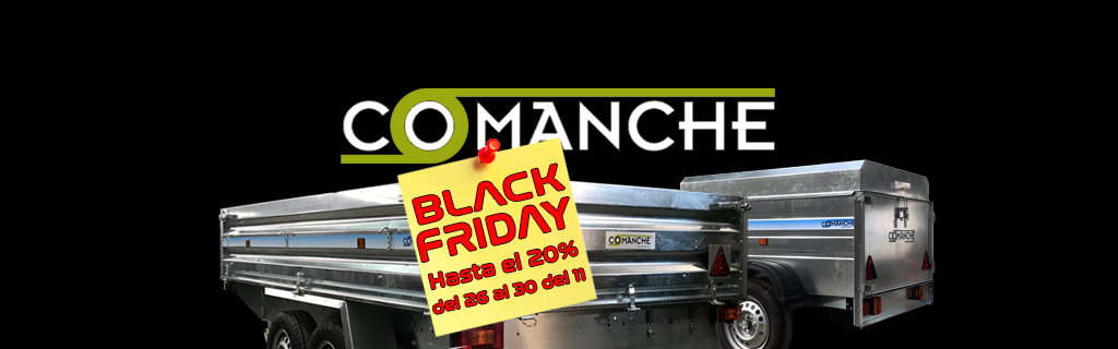 Black Friday Comanche